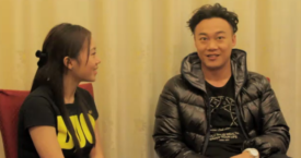 2010 Exclusive Interview with Eason Chan 陳奕迅
