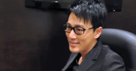 2010 Exclusive Interview with Raymond Lam 林峰