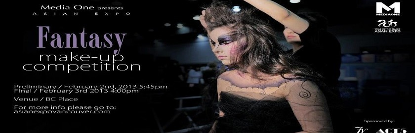 Fantasy make-up competition